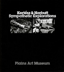 Original 1978 Andre Kertesz and Charles Harbutt photography exhibit catalog for the photo exhibition Sympathetic Explorations at the Plains Art Museum in Moorhead, Minnesota 20 May - 30 July 1978. (thstrand) Tags: 1970s 1978 20thcentury adult adults agegroups american americans andrekertesz art arts artwork artworks bw blackwhite blackandwhite business cmarkstrand catalog catalogs charlesharbutt communications cover covers exhibit exhibition exhibitions exhibits famouspeople famousperson famousphoto fredscheel fredericbscheel graphicdesign headlessswimmer historicpeople historicperson history jamesorouke lemistral mn markstrand minnesota moorhead murraylemley old photo photoshow photographer photographers photography photos plainsartmuseum printmedia printedmedia publication publications published sympatheticexplorations twomanshow twomenshow us usa underwaterswimmer unitedstatesofamerica vintage visualarts woman women