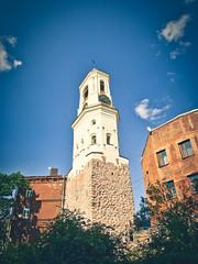 Часовая башня (banagher_links) Tags: olympus omd em10 mark iii mft micro 43 russia architecture vyborg