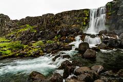 Öxarárfoss (Iceland) (christian.rey) Tags: öxarárfoss oxararfoss pingvellir national park islande iceland chute waterfall sony alpha a7r2 a7rii 24105 saariysqualitypictures
