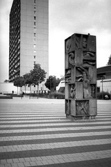 untitled_286 (AndreasMass) Tags: cologne contaxt2 streetpan400 newtopographics urbanlandscape