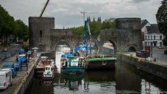 La fin du Pont Des Trous (musette thierry) Tags: pont démolition musette reportage thierry d800 nikon belgique wallonie hainaut