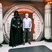 Darth Vader meets Jim Lamb