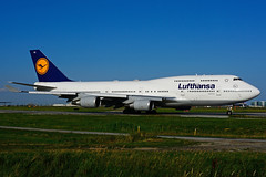 D-ABVS (Lufthansa) (Steelhead 2010) Tags: lufthansa boeing b747 b747400 yyz dreg dabvs