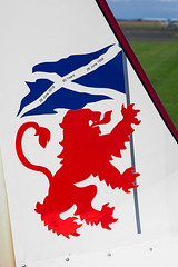 G-BDKH Europa, Scone (wwshack) Tags: emeraude scotland perthairport egpt sconeairport