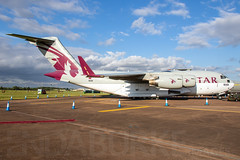 Qatar Air Force A7-MAB 20-7-2019 (Enda Burke) Tags: avgeek aviation airport apron c17 boeingc17 globemaster boeing egva ffd fairford raffairford airtattoo royalinternationalairtattoo canon canon7dmk2 a7mab qatar qatarairways qataramiriflight qatarairforce military airshow