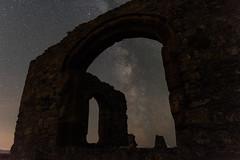 St. Dwynwen (g3az66) Tags: stdwynwen milkyway llanddwynisland astro flora fauna wales anglesey church ynysllanddwyn