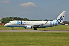 G-FBJC Embraer 170-200STD Flybe MAN 23-07-19 (PlanecrazyUK) Tags: egcc manchester ringway manchesterairport gfbjc embraer170200std flybe man 230719