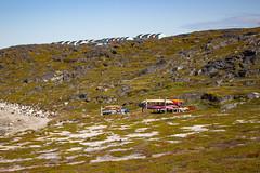 Nuuk, Greenland, Denmark, North America (Miraisabellaphotography) Tags: nuuk greenland nature travel adventure travelling august2019 kajak houses seaside