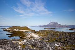 The View of Sermitsiaq from Inuk Hostel/Inuk Café, Nuuk, Greenland, Denmark, North America (Miraisabellaphotography) Tags: nuuk greenland nature travel adventure travelling august2019 sermitsiaq mountain mountains hills sea inukhostel inukcafé