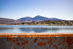 The Mountain Of Big Malene, Nuuk, Greenland, Denmark, North America (Miraisabellaphotography) Tags: nuuk greenland nature travel adventure travelling august2019 bigmalene mountains mountain hills