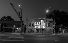 Bluebird Theatre B&W (daveding67) Tags: colfax denver colorado streets neon neonsign neonsigns theatre bluebird blackandwhite
