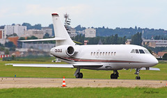 Dassault Falcon 2000EX n° 127 ~ CS-DLE  Net Jets (Aero.passion DBC-1) Tags: spotting lbg 2019 dbc1 david biscove aeropassion avion aircraft aviation plane bourget dassault falcon 2000 ~ csdle net jets