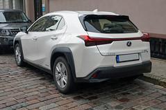 2018 Lexus UX Heck (Joachim_Hofmann) Tags: auto kraftfahrzeug kfz verbrennungsmotor japanischesauto lexus toyota ux hybrid luxusmarketoyota