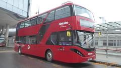 P1170175 BDE2628 LJ19 CVB at London Bridge Bus Station London Bridge Approach London Bridge London (LJ61 GXN (was LK60 HPJ)) Tags: metroline byd enviro400evcity enviro400ev enviro400city e400ev electric 109m 10900mm bde2628 lj19cvb j4283