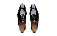 Patent wholecut 2 (Adam11051983) Tags: black dress footwear formal lace leather men mens patent shoe shoes wholecut