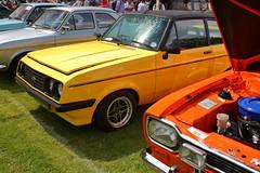 Ford Escort RS2000 mk2 (JoRoSm) Tags: hebden bridge classic car show 2019 cars autos automobiles automobile canon d500 eos tamron 1750 f28 ford escort rs2000 mk2