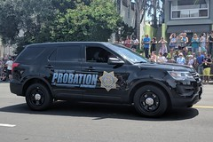SD County Probation (So Cal Metro) Tags: police cop cops copcar policecar interceptor ford explorer suv utility sandiego sandiegocounty probation sandiegoprobationdept