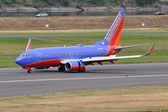 Southwest Airlines (SWA) - Boeing 737-700 - N435WN - Portland International Airport (PDX) - June 3, 2015 5 032 RT CRP (TVL1970) Tags: nikon nikond90 d90 nikongp1 gp1 geotagged nikkor70300mmvr 70300mmvr aviation airplane aircraft airlines airliners portlandinternationalairport portlandinternational portlandairport portland pdx kpdx n435wn southwestairlines southwest swa boeing boeing737 boeing737700 b737 b737ng 737ng 737 737700 737700wl boeing7377h4 7377h4 7377h4wl aviationpartners winglets cfminternational cfmi cfm56 cfm567b24 thrustreverser thrustreversers spoiler spoilers