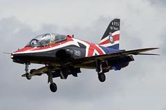 British Aerospace Hawk T1A (Vortex Aviation Photography) Tags: outdoor aviation aircraft plane jet military british aerospace hawk t1a raf airshow ukairshow xx263 fairford riat2010 special paint ukairforce