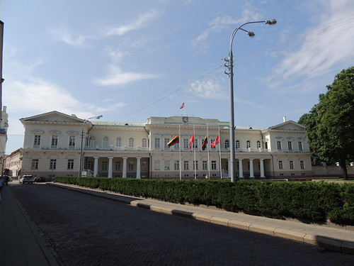 Lithuanian Presidential Palace