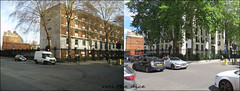 Chelsea Barracks`2007-2019 (roll the dice) Tags: london westminster sw1 pimlico victoria old retro bygone sad mad local streetfurniture architecture traffic cars lights canon tourism tourists uk classic art urban england construction mace belgravia surreal changes collection qataridiar guardsregiments landscape whistlersquare nostalgia comparison oldandnew pastandpresent hereandnow trees van expensive windows army history