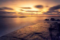 Touch of Light (Kurt Evensen) Tags: moutmarka nature leefilter le rockyshore weather vestfold sea norway longexposure summer beach tønsberg sky seascape shore landscape water tjøme