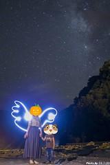 粉鳥林銀河+光繪 (kw58831350) Tags: 粉鳥林 銀河 光繪
