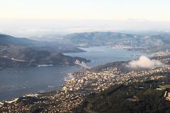 Ría de Vigo (juli0albert0) Tags: vigo ria de aerocelta avion avioneta galicia foto aérea