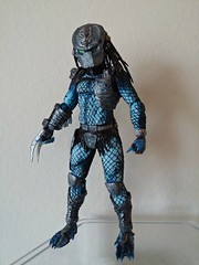 Predator Hive Wars figure by NECA (ok2la) Tags: predator hive wars 20190413183829 neca kenner series 10 action figure toy