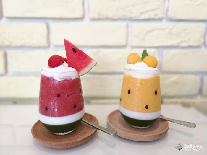 【台北大安】木易子食所 Mood Easy|超可愛打卡美食西瓜果昔 @魚樂分享誌