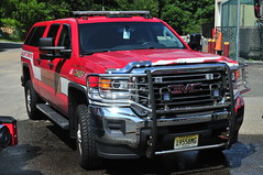 Hopatcong Fire Department Chief 1 (Triborough) Tags: nj newjersey sussexcounty hopatcong hfd hopatcongfiredepartment firetruck fireengine firechief chiefscar chief chief1 gm gmc 2500 sierra 2500hd odyssey pickup pickuptruck