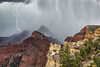 Summon the Lightning (Kirk Lougheed) Tags: arizona coloradoplateau grandcanyon grandcanyonnationalpark northrim usa unitedstates walhallaoverlook canyon landscape lightning nationalpark outdoor park rain rim sky storm summer