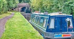 Nelson (canong2fan) Tags: staffordshireandworcestershirecanal water narrowboat fujifilmxt30 fujinonxf1855mmlens england staffordshire nelson dy103rn unitedkingdom waterway