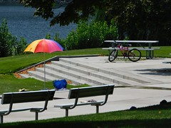 Daroga Park (starmist1) Tags: darogapark river columbiariver centralwashington statepark recreation swimming boating fishing trails walking picnic table restrooms childrensplayground safeswimmingarea nearchelan lakechelan overnight camping tent recreationvehicles