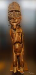 Keep away evil spirits (marko.erman) Tags: rapanui easterisland kavakavamoai sculpture wood wooden carved evilspirit art civilisation sony travel museum statueswithribs