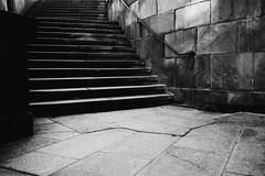 Stairs (Denkrahm) Tags: denkrahm trierwest treppen trappen stairs stone steen stein monochrome moody dark