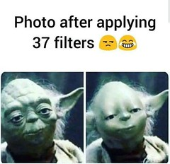 Photos After Applying 37 Filters !! (gagbee18) Tags: aww editing filters funny wtf