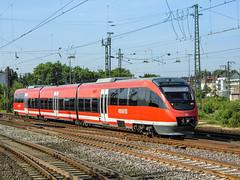DB Regio 643 072 (Márton Botond) Tags: db deutschebahn dbregio 643 br643 dmu dieseltrain bombardier train talent trainstation transport publictransport münster nordrheinwestfalen germany deutschland europe panasoniclumixdmclz20