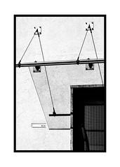 face - emotion (Armin Fuchs) Tags: arminfuchs lavillelaplusdangereuse würzburg light shadow face emotion door mailbox
