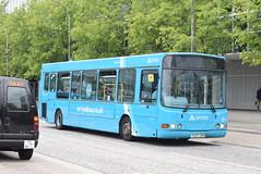 AM 2783 @ Milton Keynes train station (ianjpoole) Tags: arriva midlands vdl sb120 wright cade yj07jvv 2783 working route 7 church street wolverton bletchley bus station