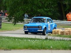 Chris Smith - 1973 Ford Escort Mk1 RS2000 (BenGPhotos) Tags: 2019 motorsportatthepalace crystalpalace park sports car sprint race racing motorsport classic chris smith 1973 ford escort mk1 rs2000 ttn660m