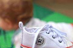 Baby shoes... (Maria Godfrida) Tags: smileonsaturday shoeshow shoes baby child white closeup macro psp