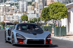 McLaren Senna (Alexandre Prevot) Tags: monaco mc voiture european cars automotive automobile exotics exotic supercars supercar worldcars auto car berline sport route transport déplacement parking luxe grandestsupercars ges montecarlo montecarlu 98000