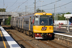 You Will Be Photographed (jamesmp) Tags: queenslandrail qrcitytrain qr walkersltd asea electricmultipleunit firstgenerationelectrictrain emu electrictrain suburbantrain localtrain passengertrain train railway travel queensland australia bandicootlivery albion innercityline