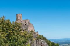 Ribeauvillé /Alsace 2018 (karlheinz klingbeil) Tags: castle schloss frankreich burg alsace city chateau france stadt