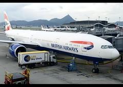 B777-336/ER | British Airways | G-STBG | HKG (Christian Junker | Photography) Tags: plane nikon aircraft ba boeing nikkor dslr britishairways 777 aero d800 2470mm speedbird 777300 777300er 77w b77w 777336er d800e china hongkong airport asia aviation airline heavy hkg sar lantau clk widebody baw planespotting oneworld cheklapkok hkia triple7 hongkonginternationalairport hongkongphotos vhhh flickraward zensational worldtrekker ba27 flickrtravelaward superflickers speedbird27 christianjunker baw27 gstbg gate 1135 n32 airside 38430 384301135 t1 terminal1