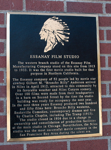 Niles Essanay Film Studio (#1221)