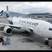 B777-219/ER | Air New Zealand | ZK-OKE | HKG