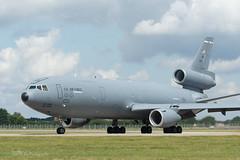 USAF, McDonnell Douglas KC-10A Extender (83-0077), 60th AMW (mattmckie98) Tags: aircraft aviation airforce usaf us military mildenhall rafmildenhall kc10 tanker transport