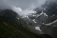 Silvretta Gletscherlehrpfad (GR) (Toni_V) Tags: m2401411 rangefinder digitalrangefinder messsucher leica leicam mp typ240 type240 28mm elmaritm12828asph hiking wanderung randonnée escursione alps alpen silvretta silvrettahütte graubünden grisons grischun silvrettaglaciertrail silvrettagletscherlehrpfad monbiel klosters fog rebel mist summer sommer switzerland schweiz suisse svizzera svizra europe trail wanderweg sentiero ©toniv 2019 190803